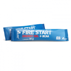 FIRE START ENERGY GEL + BCAA - 36 g - Olimp Laboratories