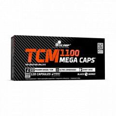 TCM MEGA CAPS - 120 caps - Olimp Laboratories