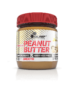 Premium Peanut Butter Smooth - 350 g - Olimp Laboratories