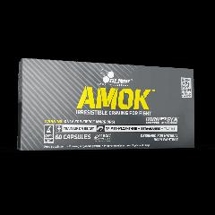 AMOK - 60 kapsułek - Olimp Laboratories