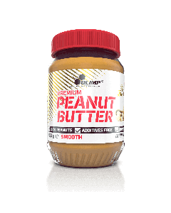 PREMIUM PEANUT BUTTER SMOOTH - 700g - Olimp Laboratories