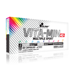 VITA-MIN MULTIPLE SPORT 40+ - Olimp Laboratories