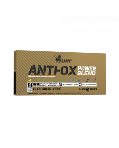 ANTI-OX power blend Mega Caps - 60 kapsułek - Olimp Laboratories