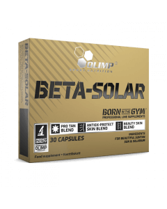 BETA-SOLAR - Olimp Laboratories