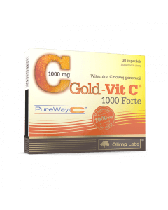 Gold-Vit C 1000 Forte - 30 kapsułek - Olimp Laboratories