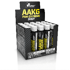 AAKG 7500 Extreme Shot - 25 ml - Olimp Laboratories