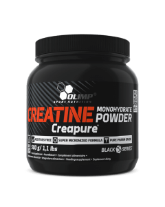 CREATINE MONOHYDRATE POWDER - 500 g - Olimp Laboratories