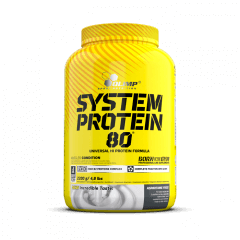 SYSTEM PROTEIN 80 - 2200 g - Olimp Laboratories
