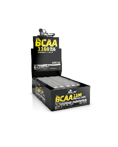 BCAA 1100 Mega Caps - 30 kapsułek - Olimp Laboratories