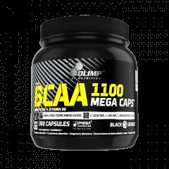 BCAA 1100 Mega Caps - 300 cápsulas - Olimp Laboratories
