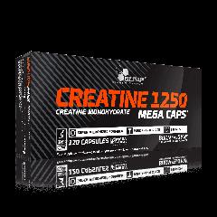 Creatine 1250 Mega Caps - 120 kapsułek - Olimp Laboratories