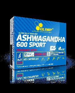 Ashwagandha 600 Sport - 60 Kapseln - Olimp Laboratories
