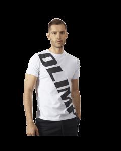MEN'S T-SHIRT SASH WHITE - Olimp Laboratories