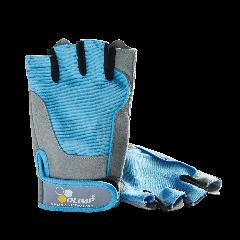 Training gloves – FITNESS ONE blue - Olimp Laboratories