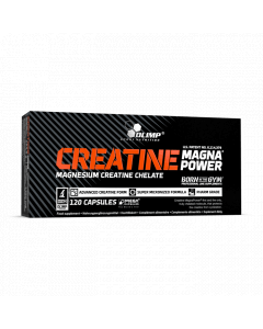 CREATINE MAGNA POWER Mega Caps - 120 caps - Olimp Laboratories