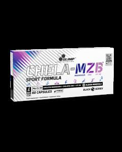 CHELA-MZB SPORT FORMULA MEGA CAPS - 60 kapsułek - Olimp Laboratories