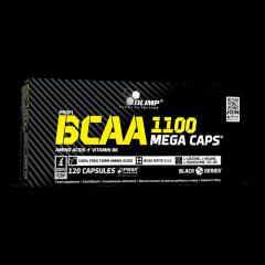 BCAA 1100 Mega Caps - 120 capsules - Olimp Laboratories