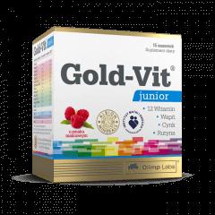 Gold-Vit junior - 15 saszetek - Olimp Laboratories