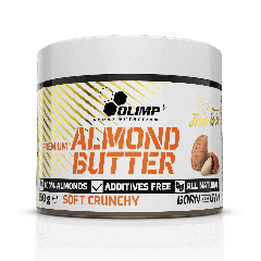 Almond Butter - 350 g - Olimp Laboratories