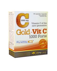 Gold-Vit C 1000 Forte - 60 kapsułek - Olimp Laboratories