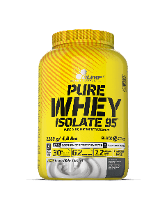 Pure Whey Isolate 95 - 2200 g - Olimp Laboratories