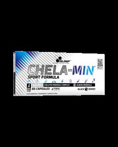 CHELA-MIN SPORT FORMULA MEGA CAPS - 60 gélules - Olimp Laboratories