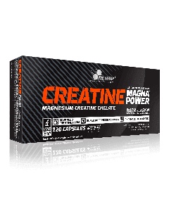 CREATINE MAGNA POWER Mega Caps - 120 kaps - Olimp Laboratories