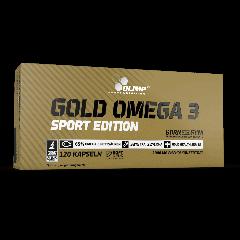 Gold Omega 3 Sport Edition - 120 Kapseln - Olimp Laboratories