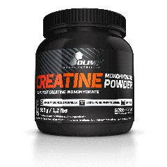 CREATINE MONOHYDRATE POWDER - 550g - Olimp Laboratories