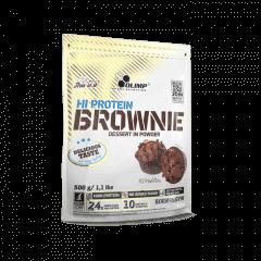 HI PROTEIN BROWNIE - 500 g - Olimp Laboratories