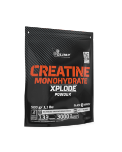 Creatine Monohydrate Xplode Powder - 500 g - Olimp Laboratories