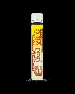 Gold-Vit C 2000 Shot - 25 ml - Zitrone Geschmack - Olimp Laboratories