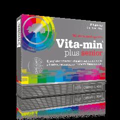 Vita-min plus senior - 30 kapsułek - Olimp Laboratories