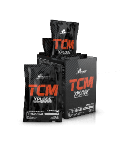 TCM XPLODE - 220g zip - arancia - Olimp Laboratories