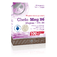 Chela-Mag B6 - 60 kapsułek - Olimp Laboratories