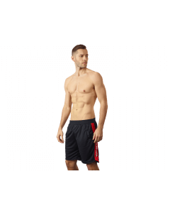 MEN'S SHORTS WORKOUT OLIMP BLACK & RED - Olimp Laboratories