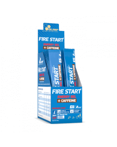 FIRE START ENERGY GEL + CAFFEINE - 36 g - Olimp Laboratories