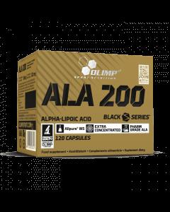 ALA 200 - 120 kapsułek - Olimp Laboratories