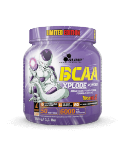 BCAA XPLODE POWDER DRAGON BALL Z - 500 g - Olimp Laboratories