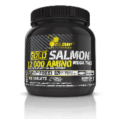 Gold Salmon 12000 Mega Tabs - 300 comprimés - Olimp Laboratories