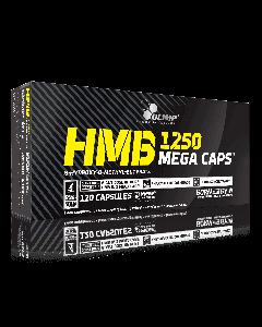 HMB Mega Caps - 120 gélules - Olimp Laboratories