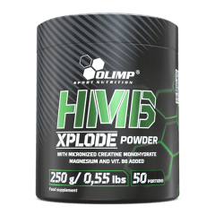HMB Xplode Powder - 250 g - Olimp Laboratories