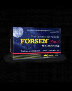 Forsen Fast Melatonina - 30 tabletek - Olimp Laboratories