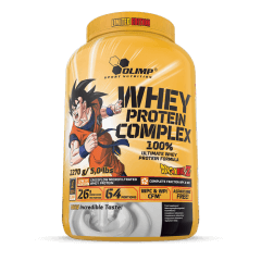 WHEY PROTEIN COMPLEX 100% DRAGON BALL Z - 2270 g - Olimp Laboratories