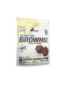 HI PROTEIN BROWNIE - Olimp Laboratories
