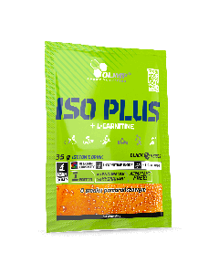Iso Plus Powder - 35 g - Olimp Laboratories