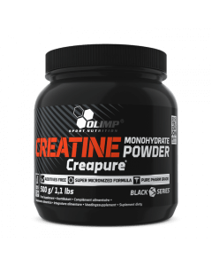 CREATINE MONOHYDRATE Powder Creapure - 500 g - Olimp Laboratories