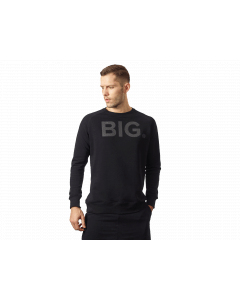 MEN'S PULLOVER BLACK SERIES BLACK - Olimp Laboratories