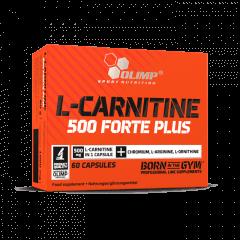 L-CARNITINE 500 Forte Plus sport edition - 60 gélules - Olimp Laboratories