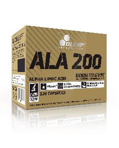 ALA 200 - 120 kapsułek - Olimp Laboratories